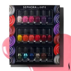 Sephora by O•P•I•