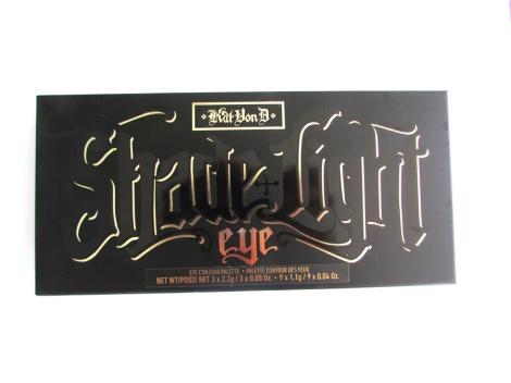 Kat Von D Shade & Light Eye Palette